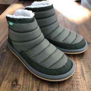 Sanuk Puff N Chill Fashion Boot